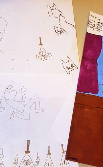 Workshop Cartoon Tekenen