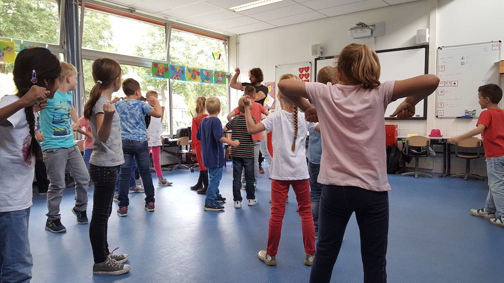 Lessenserie theater op school 1
