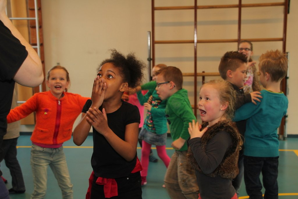 Lessenserie theater op school 3