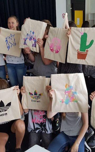 Monotype Design op school 1 1