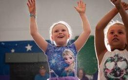Workshop Kleuter Dans op school 1