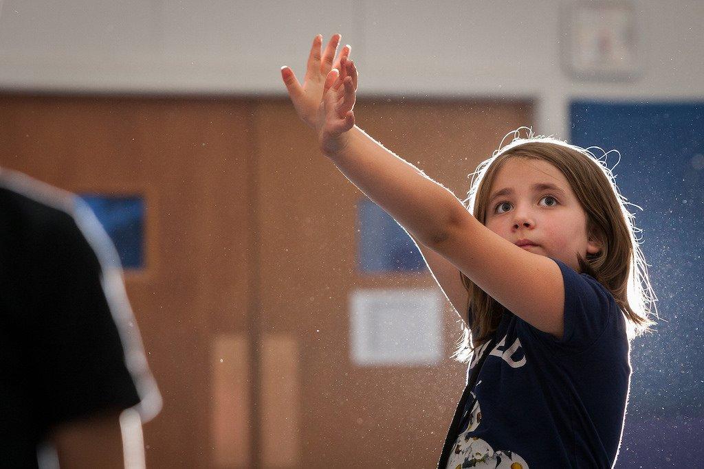 Workshop Kleuter Dans op school 2
