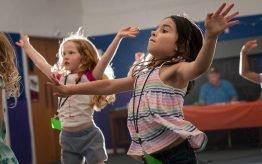 Workshop Kleuter Dans op school 3