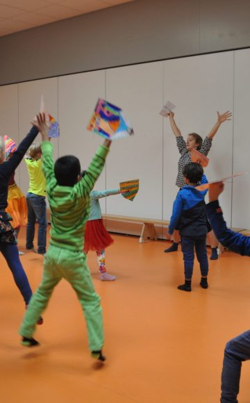 Dansproject Wereld Dansdag
