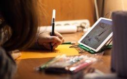 Lesvervanging workshop basischool Magazine maken 1