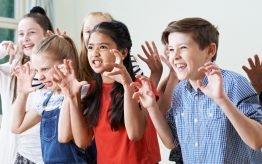 Lesvervanging workshop basischool theaterproeverij 5
