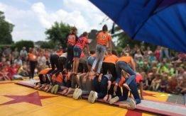 Projectdag basisschool circus 5