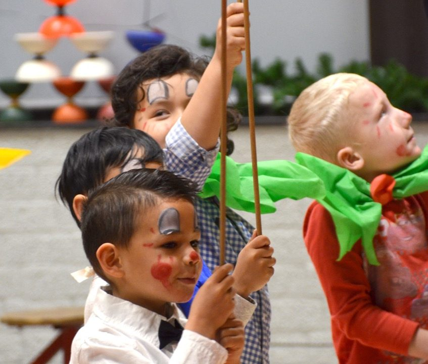 Projectdag basisschool circus 6
