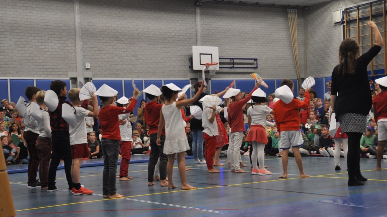 Projectdag basisschool dans