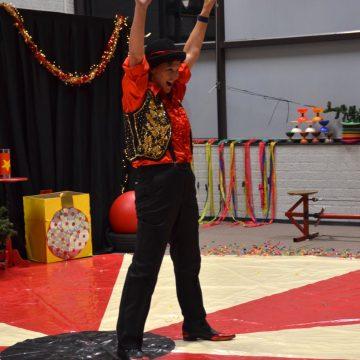 Projectdag basisschool kerst circus