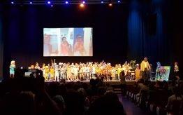 Projectdag basisschool theater opa