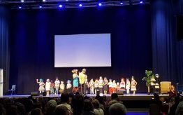 Projectdag basisschool theater opa 3