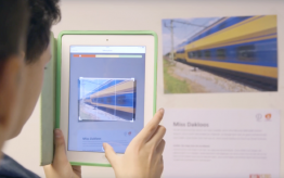 Workshop activiteit basisschool Augmented Reality 3