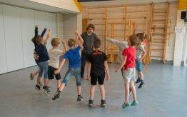 Workshop activiteit basisschool Basistheater