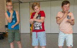 Workshop activiteit basisschool Basistheater 4