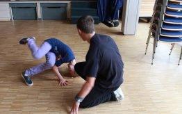 Workshop activiteit basisschool Breakdance
