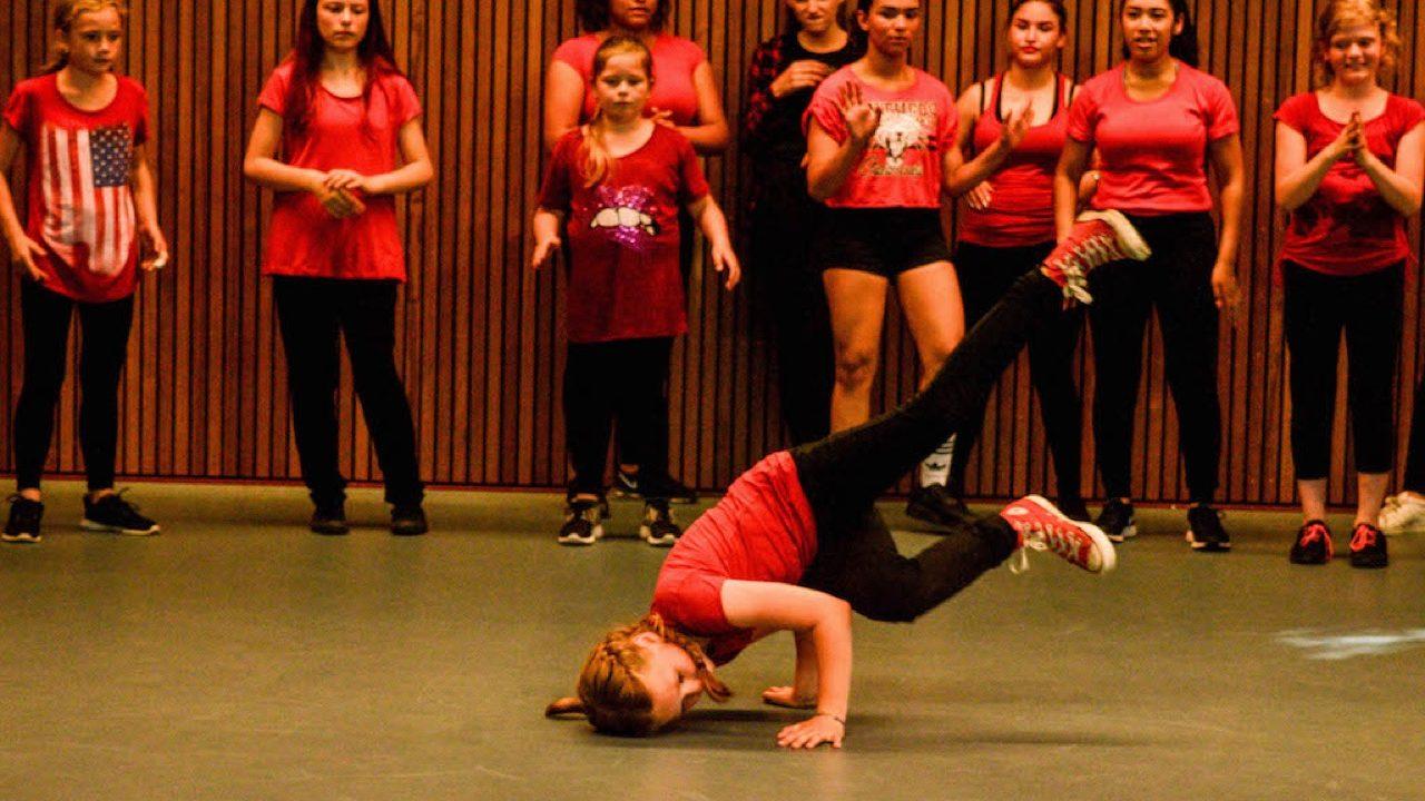 Workshop activiteit basisschool Breakdance 4
