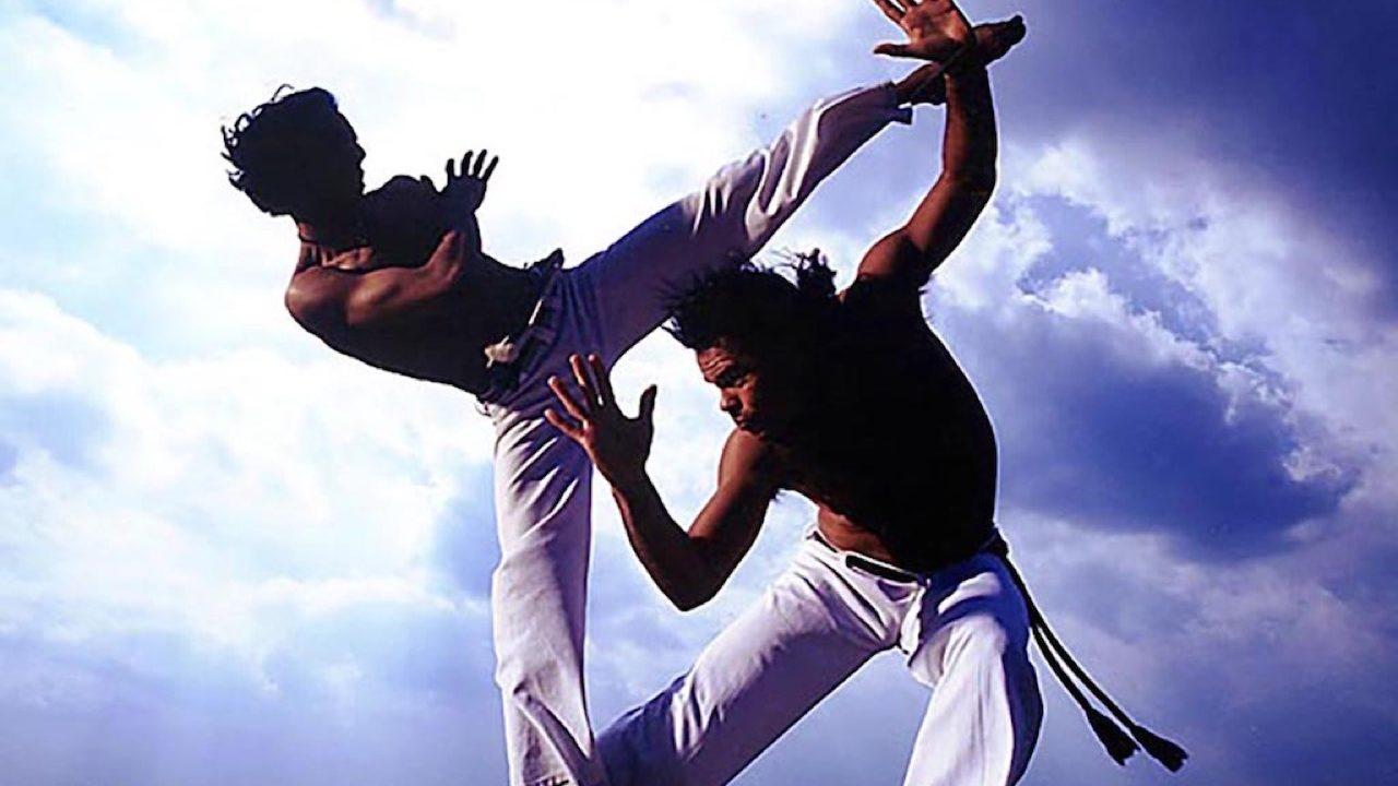 Workshop activiteit basisschool Capoeira 2