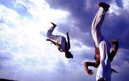 Workshop activiteit basisschool Capoeira