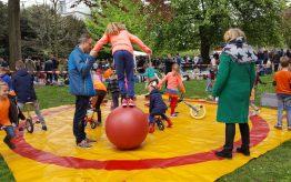 Workshop activiteit basisschool Circusspelen