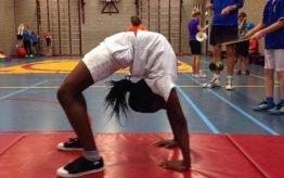 Workshop activiteit basisschool Circusspelen 3