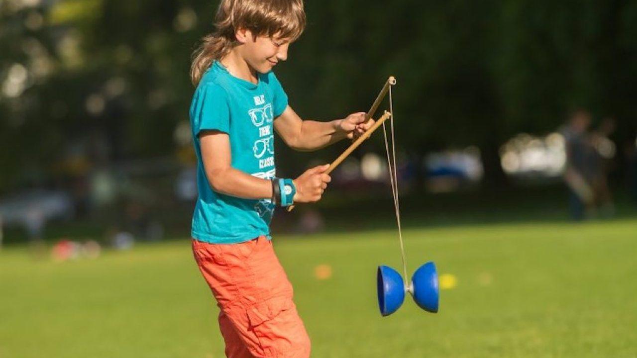 Workshop activiteit basisschool Circusspelen 5