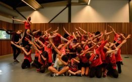 Workshop activiteit basisschool Clipdance 2