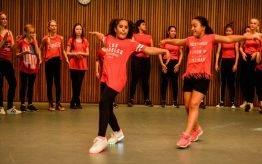 Workshop activiteit basisschool Clipdance 3