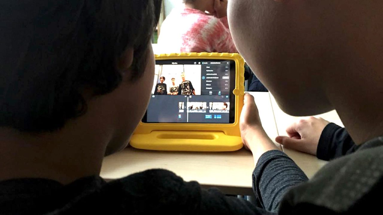 Workshop activiteit basisschool Filmtechnieken