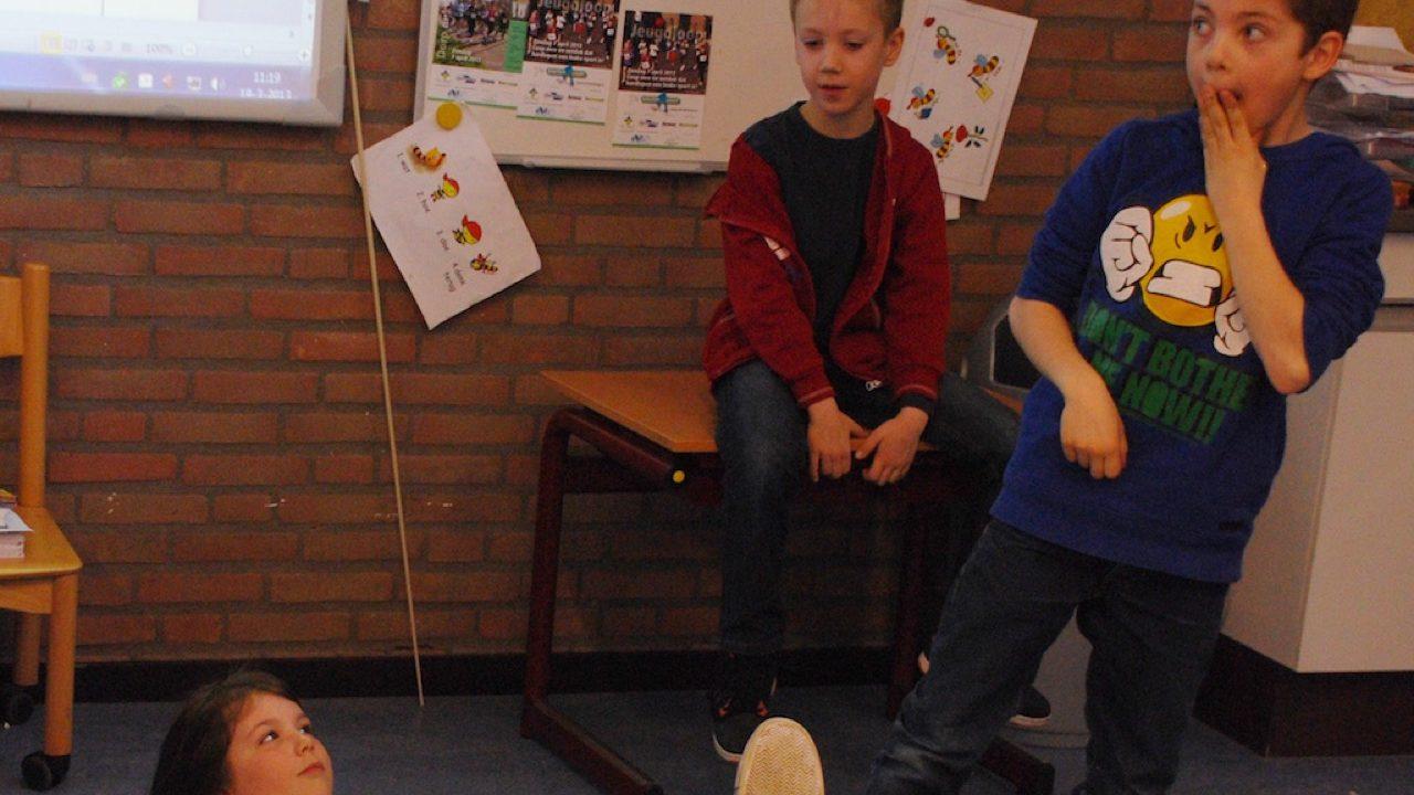 Workshop activiteit basisschool Fotostrip 2