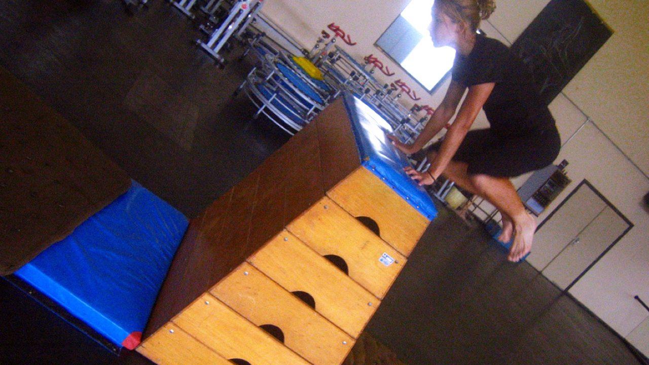 Workshop activiteit basisschool Free Running 2