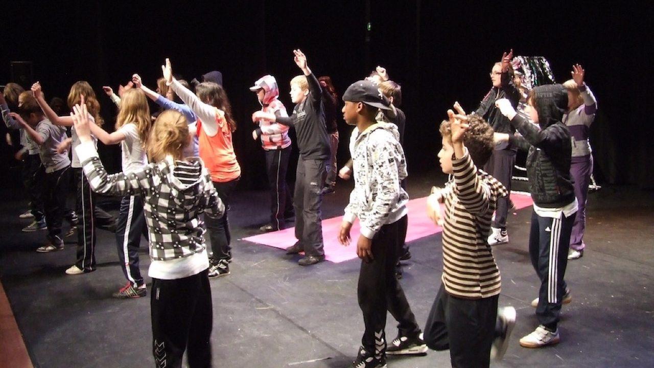 Workshop activiteit basisschool Hiphop Dance