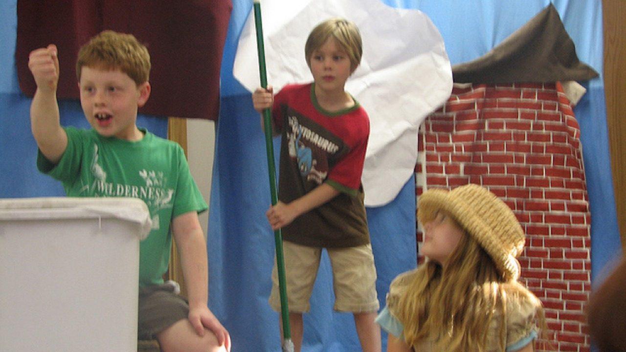 Workshop activiteit basisschool Musical Zingen