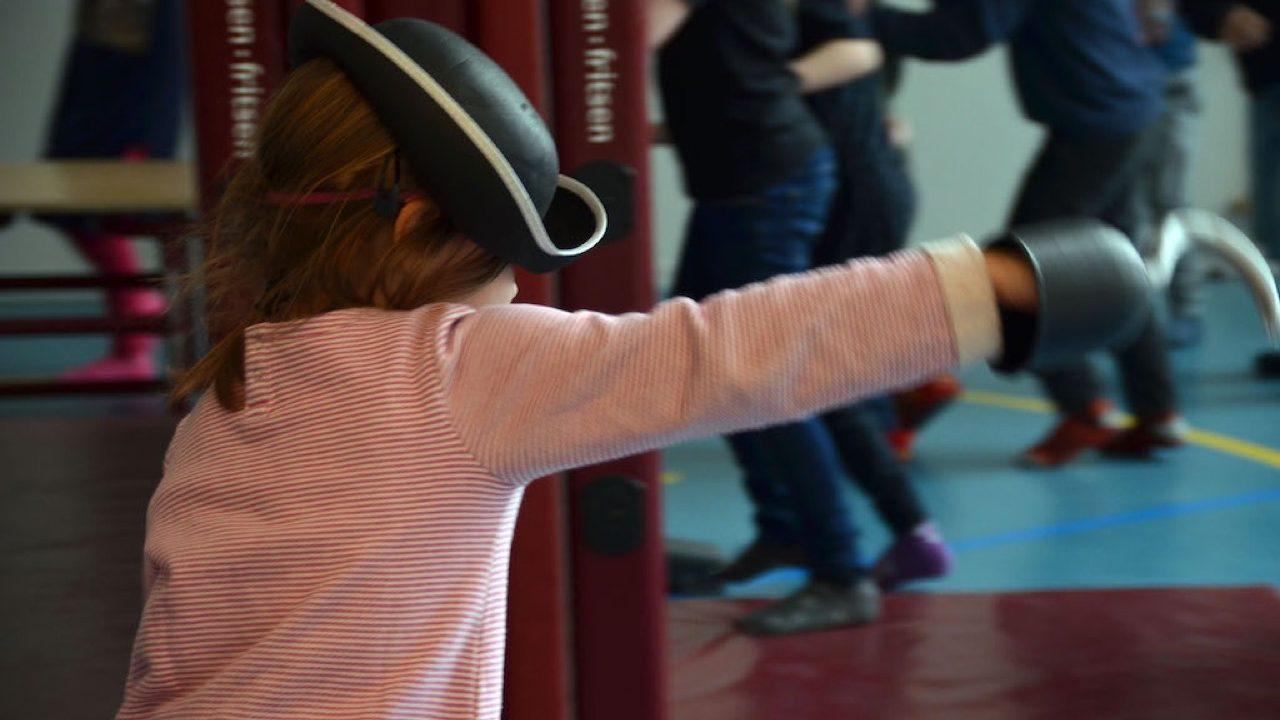 Workshop activiteit basisschool Piratenstunts 6