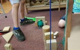 Workshop activiteit basisschool Reactiebaan 4
