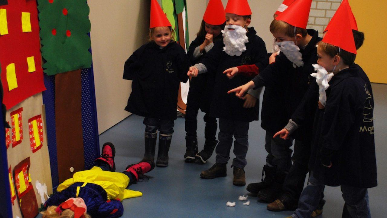 Workshop activiteit basisschool Sprookjes film 4