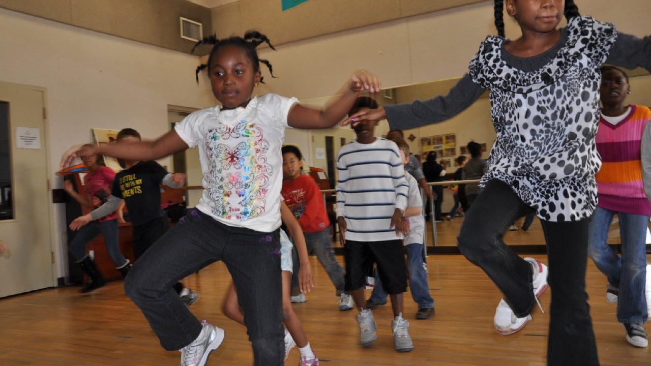 Workshop activiteit basisschool Streetdance