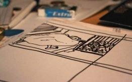 Workshop activiteit basisschool Stripverhaal tekenen