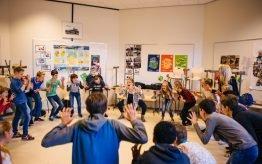 Workshop activiteit basisschool Theatersport 2