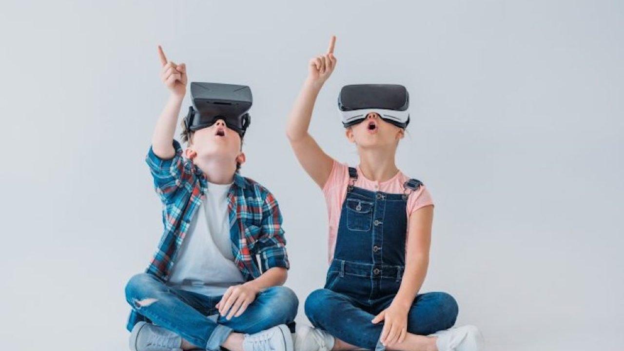 Workshop activiteit basisschool Virtual Reality