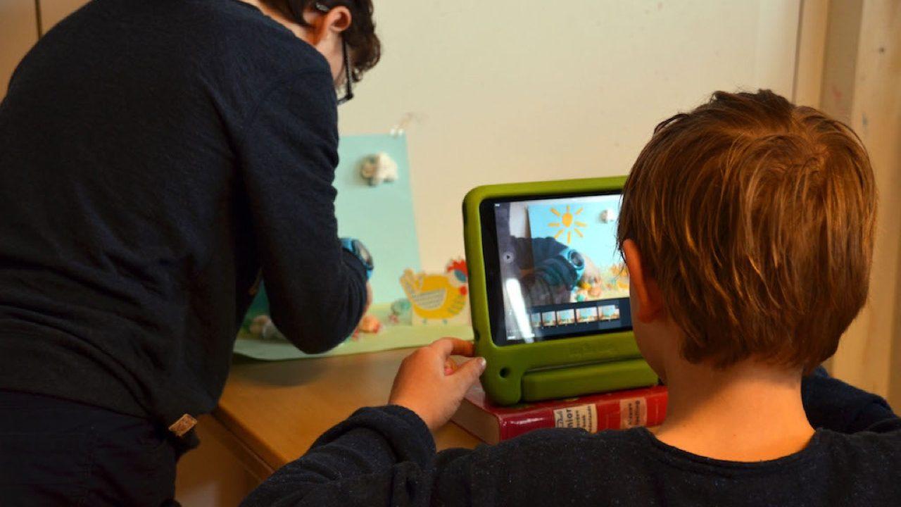 Workshop activiteit basisschool animatie 04