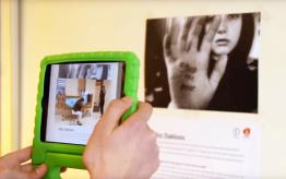 Workshop activiteit basisschool augmented reality 2