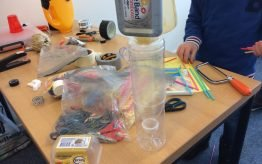 Workshop activiteit basisschool upcycling 10