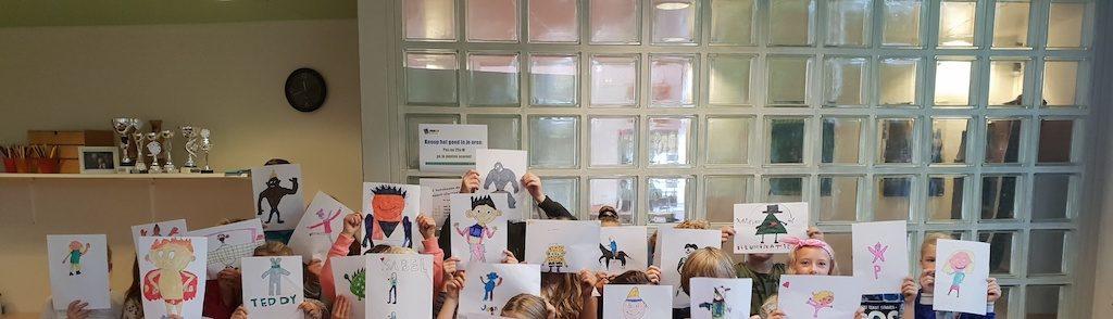 Kinderboekenweek workshops 2018