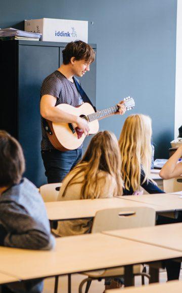 Workshop Songwriting